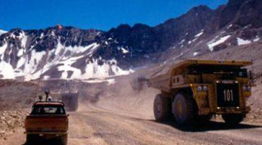 La producción de cobre cae en Chile