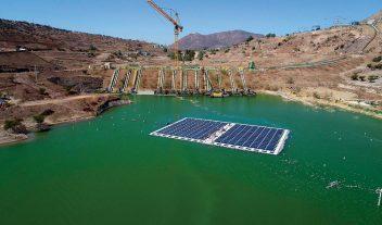 Primera planta fotovoltaica construida sobre un relave minero en el mundo