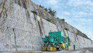 Minería de superficie en Japón