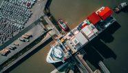 Thyssenkrupp envía un coloso a Canadá