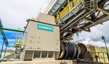 Siemens aporta su tecnología en Quellaveco