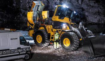Volvo se asienta en la minería chilena