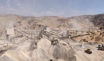 Terex MPS ayuda a la producción de cemento en Dubai