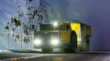 Epiroc consigue cero emisiones en una mina polar