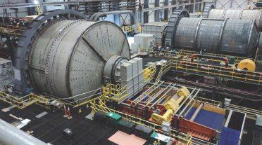 Productor de cobre satisface sus demandas de cribado con Niagara XL-Class