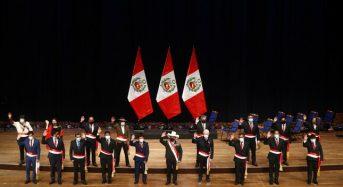 Castillo: Se promoverá la participación del Estado peruano como socio en proyectos de minería