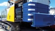 Bauer lanza su primer equipo de perforación eléctrica: eBG 33