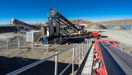 Tecnología XRT de TOMRA: un antes y un después en la mina de diamantes de Letšeng